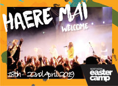 Easter Camp*Packed full of worship, world-class Christian communicators, & many fun activities for teenagers